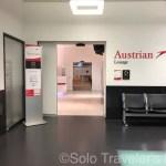 Vienna Int'l Aprt (VIE), Austrian Airlines, Senator Lounge (Schengen) DEC/2018