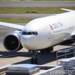 Delta Air Lines/デルタ航空 B777-200ER/LR 〜成田空港の想い出〜