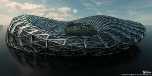 Parametric Architecture   Picture of the Day