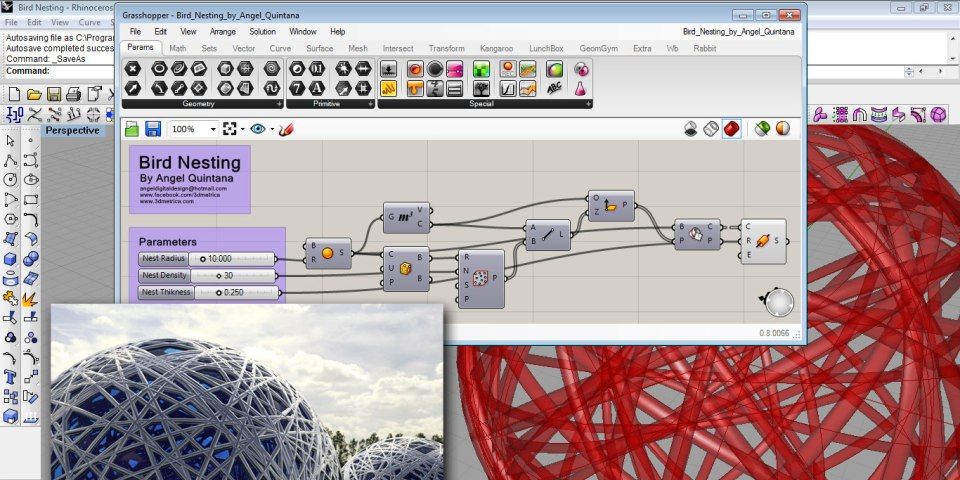 Parametric Architecture (6/6)