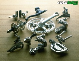Grupo Shimano XT 1982