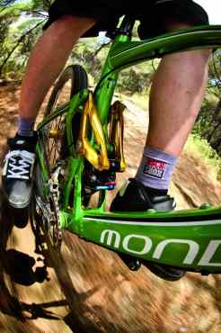 Amortiguador Rock Shox Monarch RT