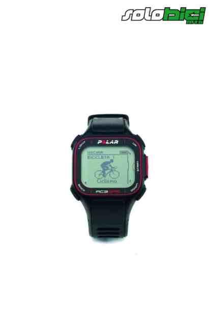 El Polar RC3 GPS