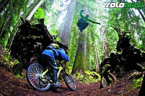 Runner VS Biker