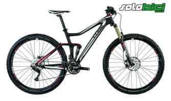 "Stereo 29"" 140-110/140 mm, full carbon, 12,9 kg, 3.449 euros"