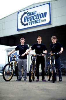 Nace el Chain Reaction Cycle Nukeproof Ireland Team