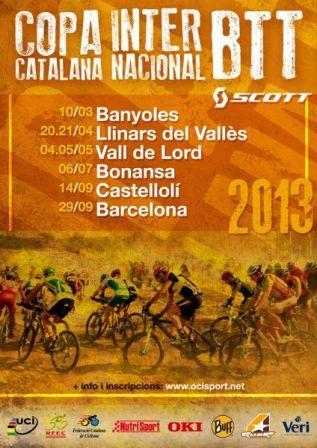 Copa Catalana Internacional BTT Banyoles
