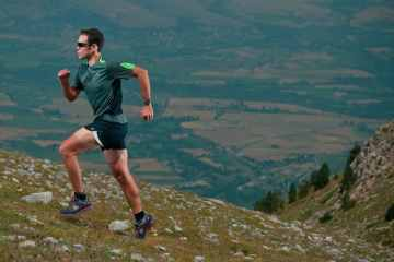 mountain bike y running
