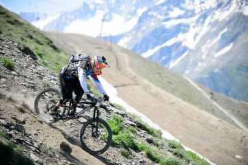 Enduro World SeriesLes 2Alpes 2013