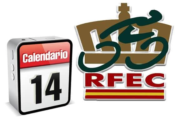 calendario RFEC