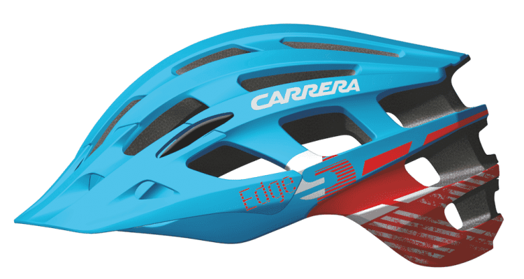 Casco Carrera Edge
