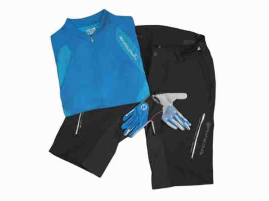 Singletrack Lite Outfit Ultra Marine