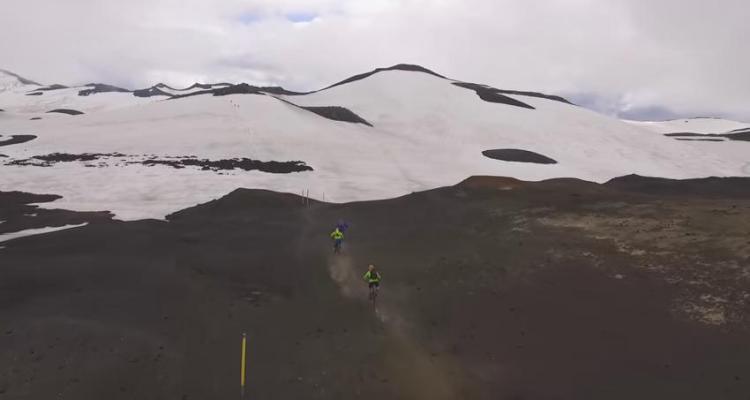 Steve Peat en Islandia
