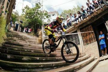 Taxco Downhill 2015