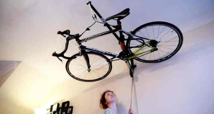Stowaway La Solucion Definitiva Para Guardar Tu Bici - Colgar-bici-techo