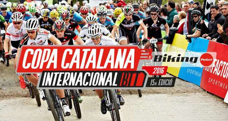 Copa catalana Internacional y Biking Point