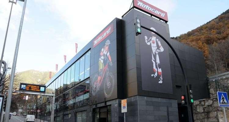 Motocard Andorra Centre