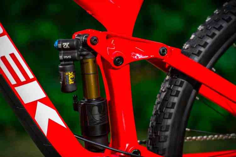 Detalle Trek Slash 5