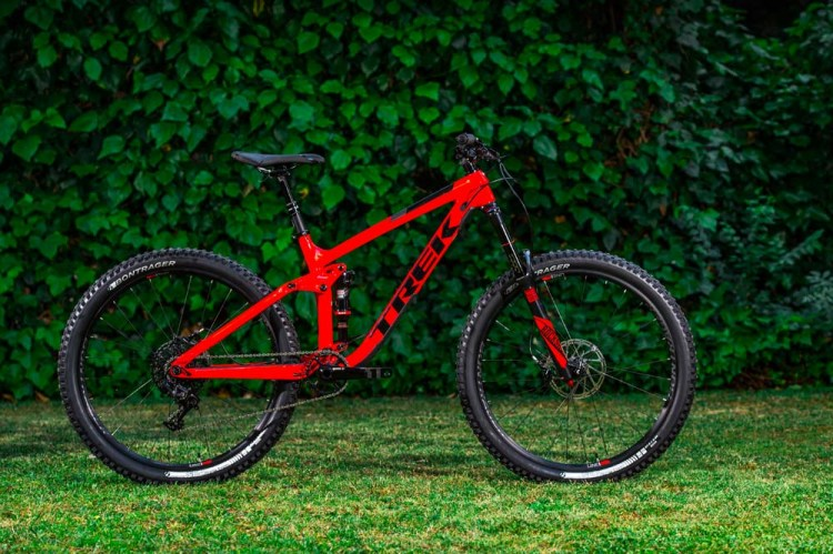 Perfil Trek Remedy 9 Race SL