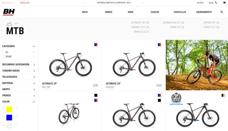 Web BH Bikes 2
