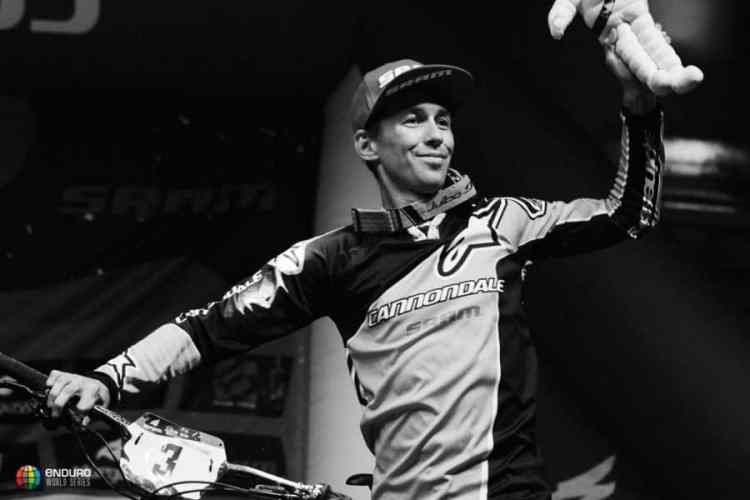 Jerome Clementz enduro World series