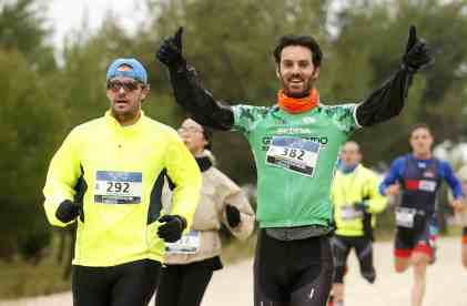 20/11/16 II DU CROSS VILLA DE MADRID CIRCUITO DU CROSS SERIES 2016 DUATLON CROSS