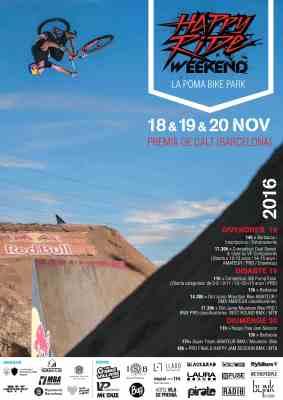El cartel del evento