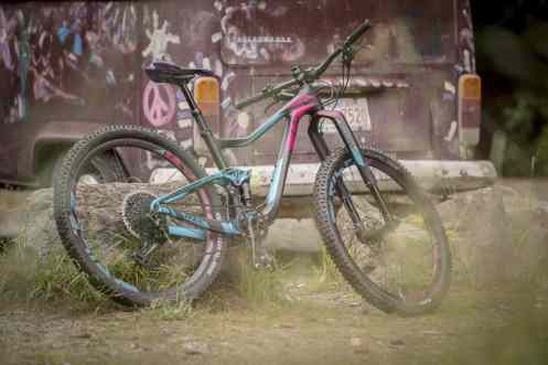 Pique Mountain Bike