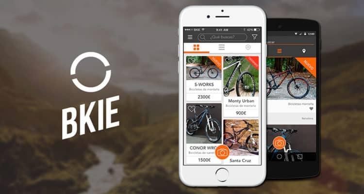 BKIE Solo Bici Digital