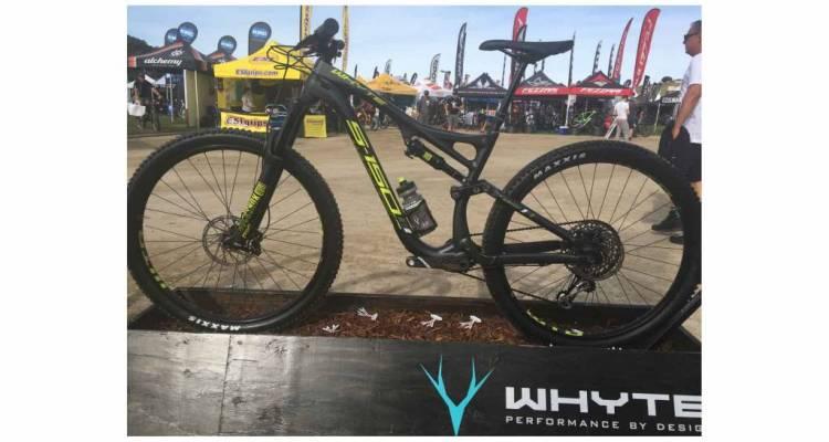 Whyte bikes S-150