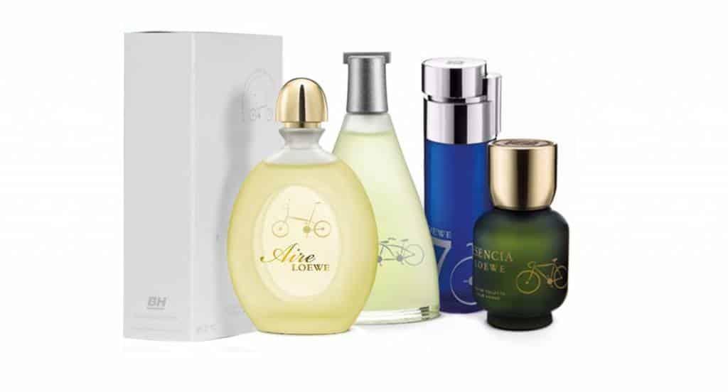 Bh&Loewe Presentación Perfume Mujer