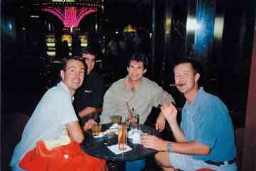 Scott, Ray and Sam
