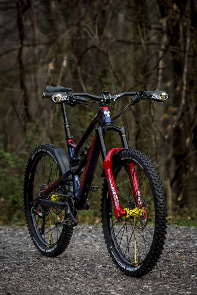 Sam Hill Bike