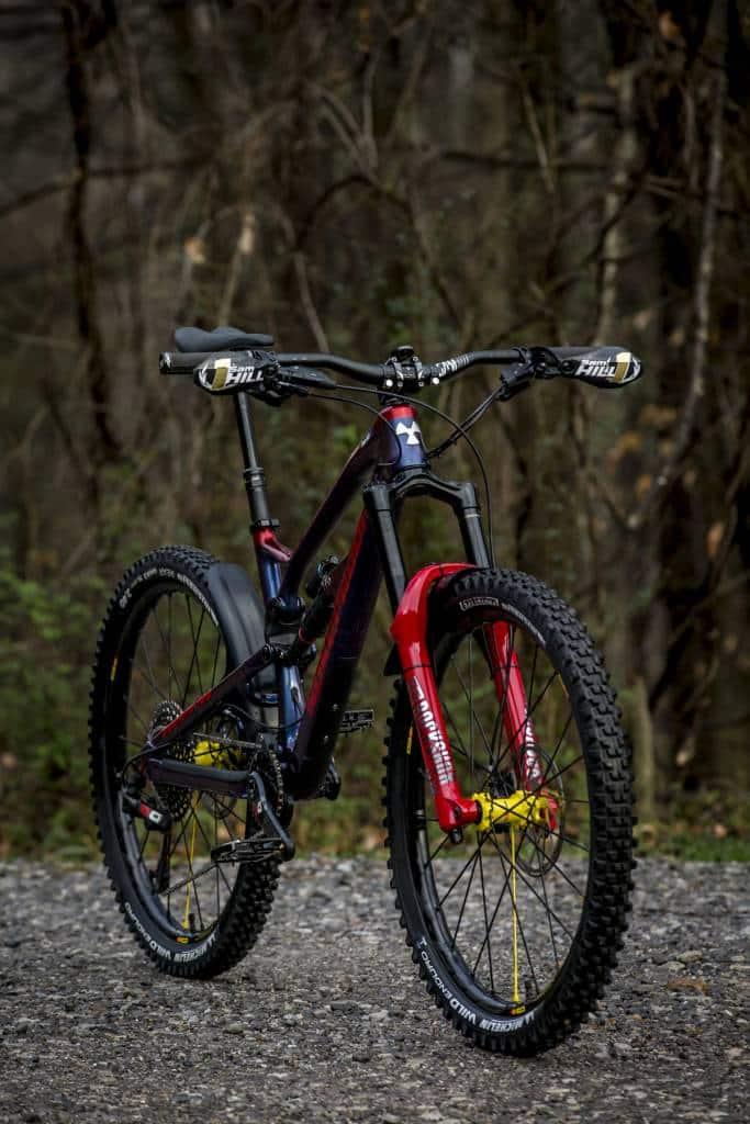 Sam Hill Bike