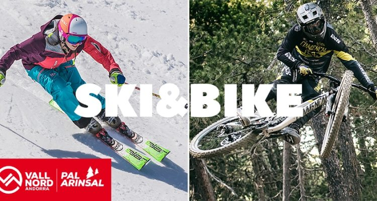 forfait de temporada Ski&Bike de Pal Arinsal
