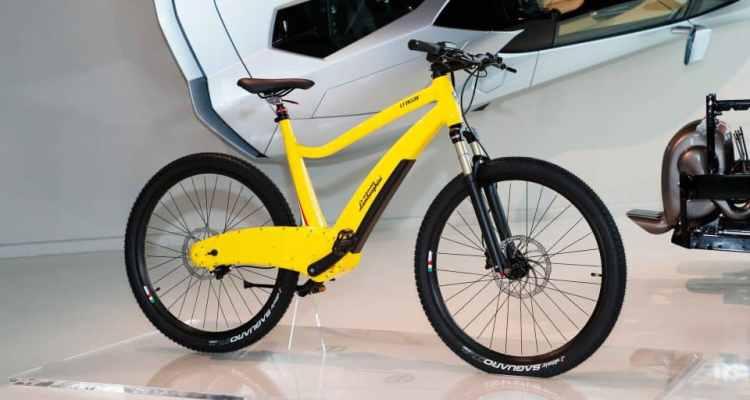 Lamborghini e-bike