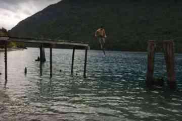 Reece Wallace en Nueva zelanda