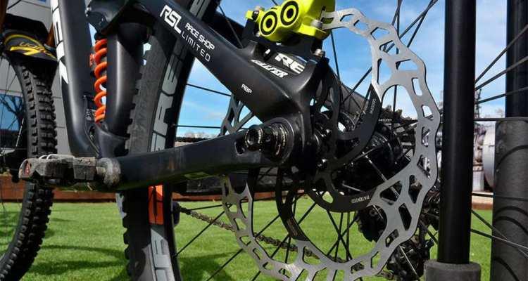 adaptador de Galfer Bike