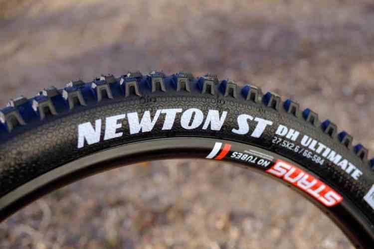 gama neumaticos MTB goodyear Newton ST