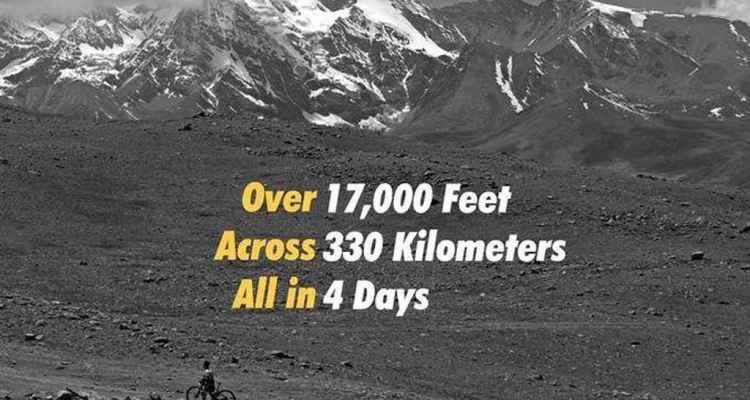 Epic 17k Mountain Bike Race