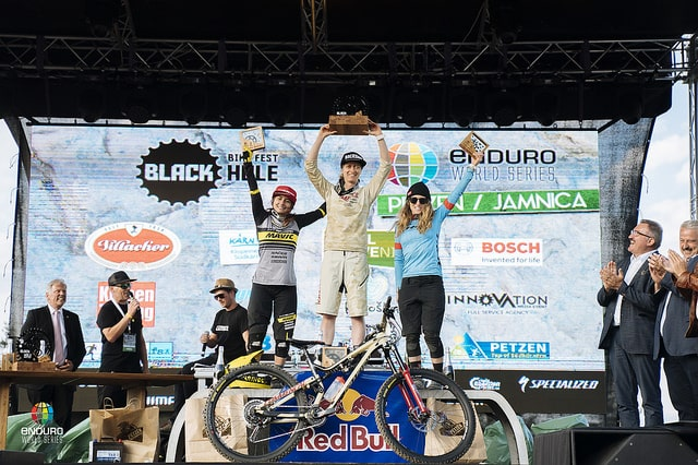 Enduro World Series de Petzen/Jamnica mujeres