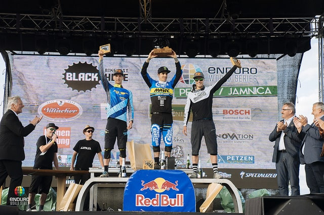 Enduro World Series de Petzen/Jamnica hombres