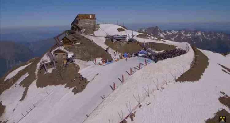 Megavalanche 2018 Alpe d'Huez