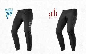 Pantalones FOX Water y Fire