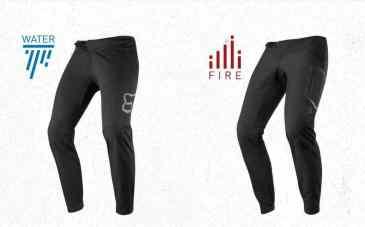 Pantalones FOX Water y Fire
