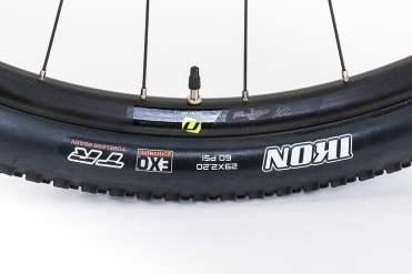 Scott Spark neumático