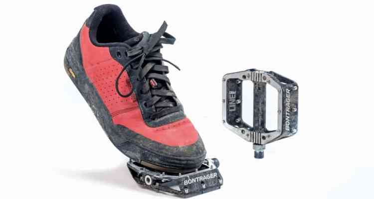 zapatillas y pedales Bontrager