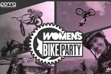 Women's Bike Party