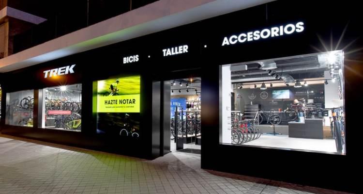 Trek abre dos tiendas