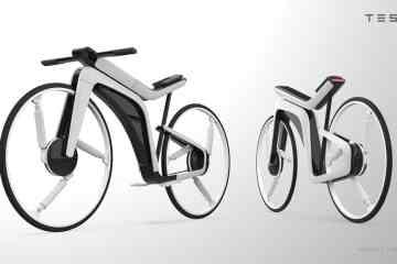 bici eléctrica Tesla